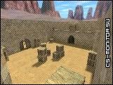 карта - dm_dust2